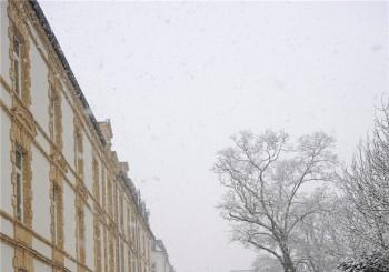 Météo – La neige en remet une couche sur le Grand-Duché