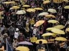 Hong Kong : une nouvelle manif prodémocratie s'empare des rues