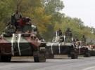 """Ukraine : le processus de paix """"en danger"""" (Vidéo)"""