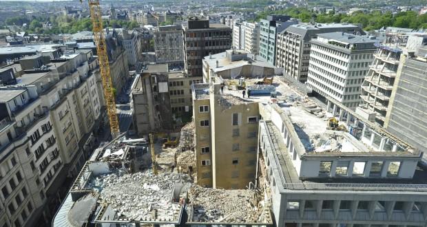 Le luxembourg terre d 39 esclavage for Les entreprises de construction