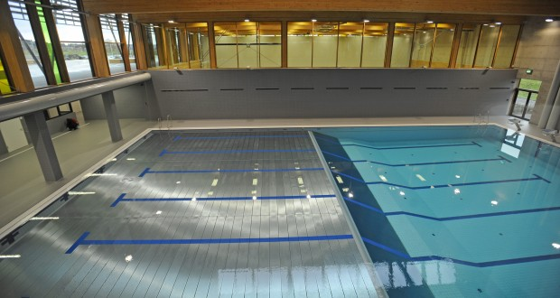 Junglinster la piscine du lyc e communal ouverte tout for Piscine vitry le francois