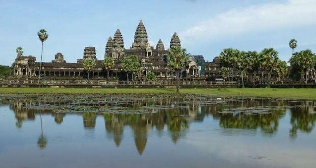 Les temples d'Angkor, au Cambodge, occupent la première place du classement établi par le Lonely Planet. (photo AFP)