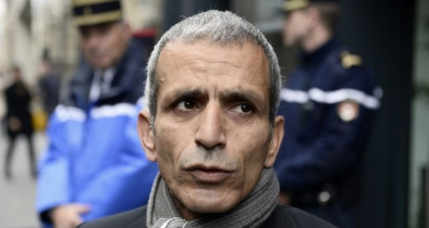 Malek Boutih le 27 mai 2014 à Paris. (Photo : AFP)