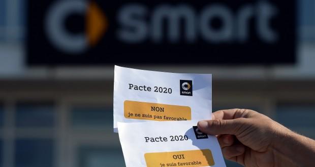 Smart Front Syndical Contre Un Retour Aux 39h