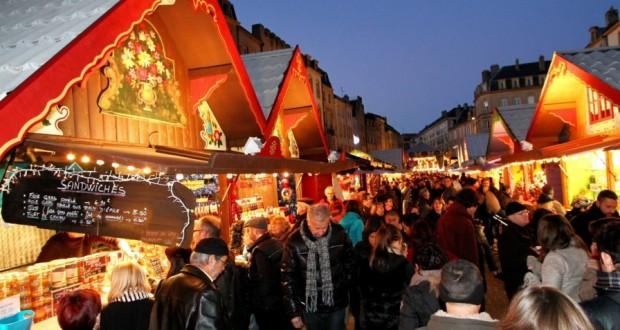 marche de noel a metz Metz : le destin doré du marché de Noël marche de noel a metz