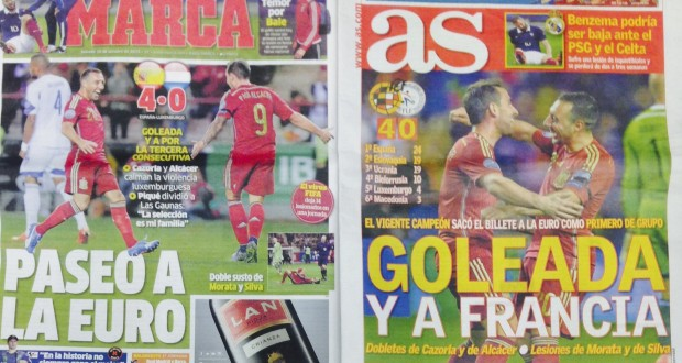 la  u00ab violence luxembourgeoise  u00bb dans la presse espagnole