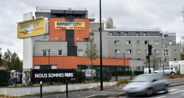 Deux chambres d 39 un h tel d 39 alfortville lou es par salah for Appart hotel dans le 95