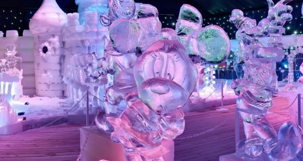 marche noel metz 2018 disney Metz : le programme du marché de Noël, avec la Féerie Disney marche noel metz 2018 disney
