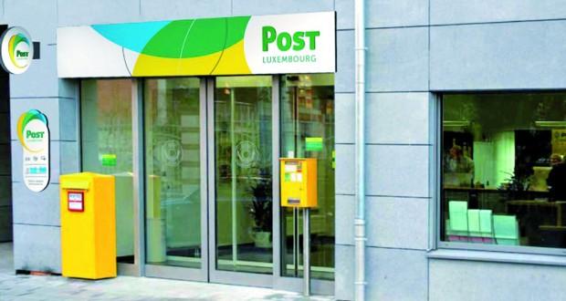 Post luxembourg annonce la fermeture de bureaux