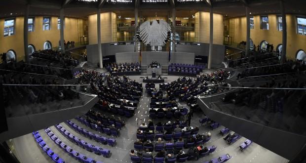 L 39 allemagne s 39 engage contre daech en syrie for Chambre basse parlement