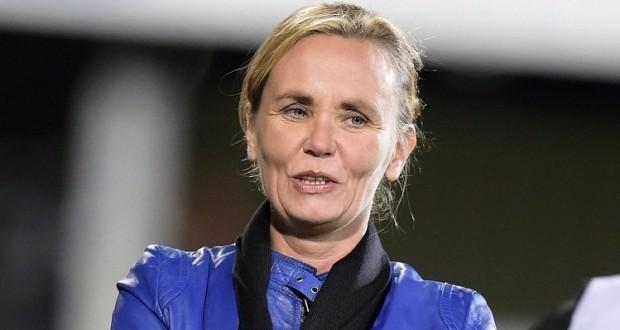 Les propos de Liesbeth Homans n'ont pas manqué de faire réagir l'opposition francophone. (Photo AFP)