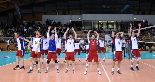Volley Ball Equipe De France Islande