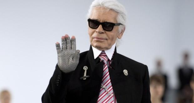 En l'espace de 6 ans, Karl Lagerfeld aurait omis de déclarer plus de 20 millions d'euros au fisc français. (Photo AFP)