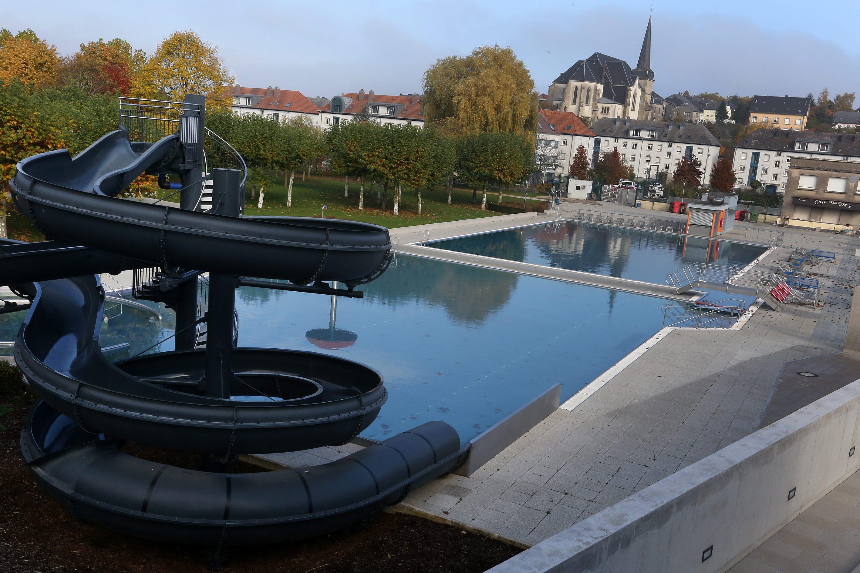 Aquasud differdange for Oberkorn piscine