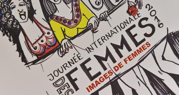 Génial Affiche Pour La Journée De La Femme journée de la femme : une question d'image