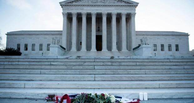 Usa lutte politique autour du d c s du juge de la cour for Haute juridiction