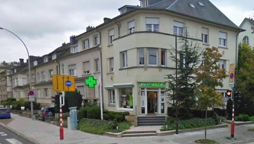 Braquage dans une pharmacie luxembourg ville for Pharmacie de la piscine