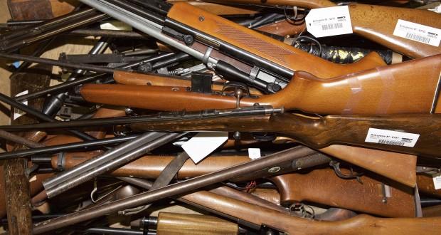 Face au trafic d'armes, le Luxembourg est victime de sa position géographique centrale en Europe occidentale, mais pas que... (Photo : Jean-Claude Ernst)
