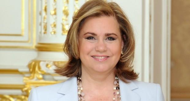 """Une monarchie """"authentique"""" et """"éthique"""", c'est ce que souhaite la Grande-Duchesse Maria Teresa (Photo Hervé Montaigu)"""