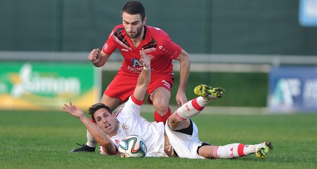 La Ville de Luxembourg souhaite, grâce à ce reclassement, réaliser un deuxième terrain de football pour le club du RM Hamm Benfica. (archives Julien Garroy)