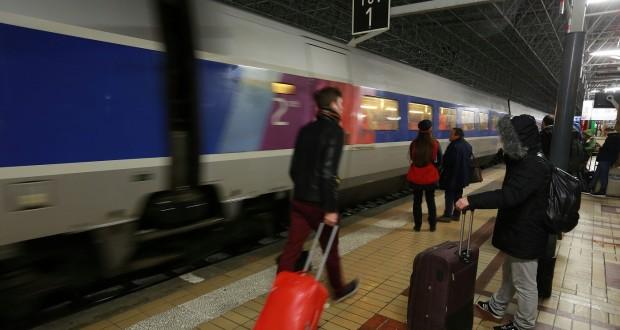 La liaison grande vitesse entre Luxembourg et Strasbourg est reportée, suite à l'accident tragique d'une rame d'essai TGV en Alsace en novembre dernier. (Photo AFP)