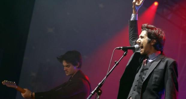 Feu! Chatterton, ou le plaisir facile. (Photo AFP)