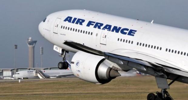 bagages sur vol air france