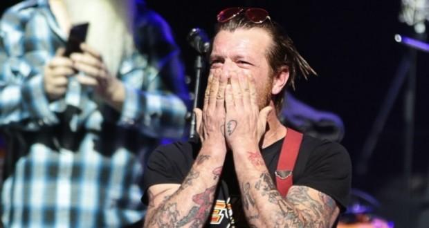 Jesse Hughes, chanteur des Eagles of Death Metal, est revenu sur la terrible soirée du 13 novembre dans une interview à Fox Business. (Photo : AFP)