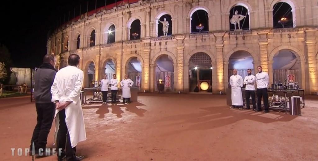 L'émission de lundi soir a plongé les candidats plusieurs siècles en arrière dans le décor du Puy du Fou.