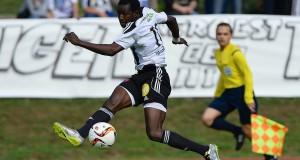 Le F91 a indiqué à la Jeunesse qu'il formulerait une première offre pour Momar N'Diaye (très chaud pour signer au Fola) après le 29 mai. (Photo Julien Garroy)