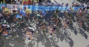 La course cycliste Skoda-Tour de Luxembourg prendra son départ jeudi à 12 h 15 sur la place Guillaume-II. (Illustration : DR)