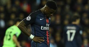 Le défenseur du Paris Saint-Germain sera poursuivi pour avoir agressé un policier à Paris. (Photo AFP)