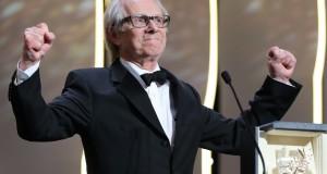 """Ken Loach, 79 ans, a été primé six fois à Cannes, où il avait reçu la Palme d'or en 2006 pour """"Le Vent se lève"""". (Photo AFP)"""