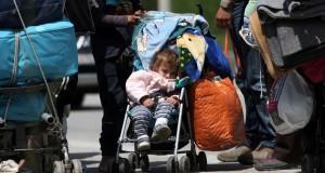 14 adultes et 13 enfants sont arrivés sur le sol luxembourgeois. (illustration AFP)