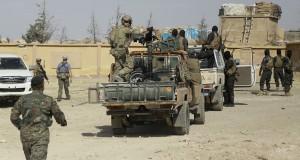Les Forces démocratiques syriennes vers la capitale autoproclamée des jihadistes. (Photo AFP)