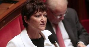 """L'Assemblée a rendu hommage mardi à une """"grande dame de conviction"""". (Photo archives AFP)"""