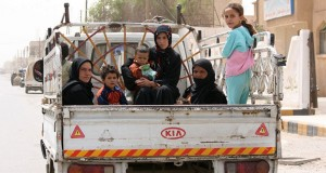 Les civils ont interdiction de quitter la ville contrôlée par les jihadistes. (illustration AFP)