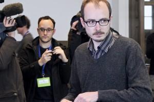 Antoine Deltour, condamné à 1 an de prison avec sursis et 1 500 euros d'amende, fera appel de sa condamnation. (Photo archives Editpress)
