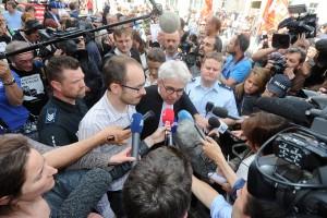 Antoine Deltour, condamné à 1 an de prison avec sursis et 1 500 euros d'amende, fera appel de sa condamnation. (Photo Hervé Montaigu)