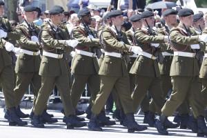 Fête nationale 2016 la famille grand-ducale à la parade militaire