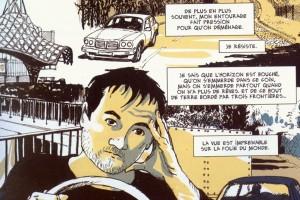 Denis Robert signe un road movie initiatique entre un père et son fils à travers la Lorraine. (illustration Franck Biancarelli)