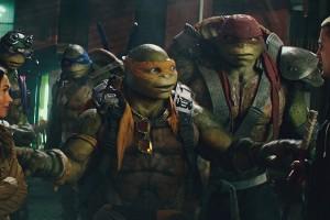 Leonardo, Donatello, Michelangelo et Raphaël sont de retour ! (Photo DR)