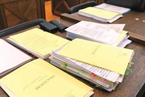 Le 2 juillet 2014, la chambre criminelle suspendait, après 177 audiences, le procès du Bommeleeër. (photo archives Editpress)