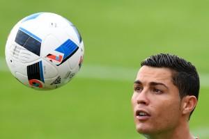 Cristiano Ronaldo espère emmener les Portugais en quarts de finale. (photo AFP)