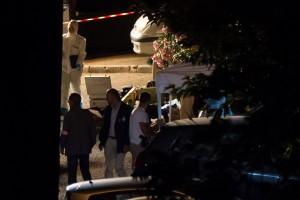 Les agresseurs ont pris la fuite et un véhicule a été retrouvé brûlé dans un commune voisine. (photo AFP)
