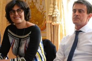 """Manuel Valls a prévenu les députés que, faute de majorité, """"il sera de nouveau recouru à l'article 49-3"""" de la Constitution, qui permet d'adopter un texte sans vote. (Photo AFP)"""