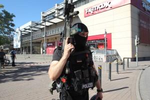L'homme avait été abattu par la police. (photo AFP)