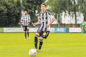 Giancarlo Pinna et la Jeunesse sont-ils prêts pour l'Europa League? (photo Luis Mangorrinha)
