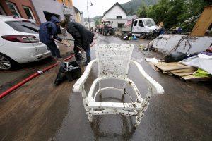 Le coût des inondations n'est pas encore connu. (illustration : Archives Editpress)