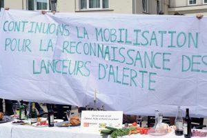 Après le verdict rendu mercredi à Luxembourg, les choses semblent bouger pour les lanceurs d'alerte. (Photo Hervé Montaigu)